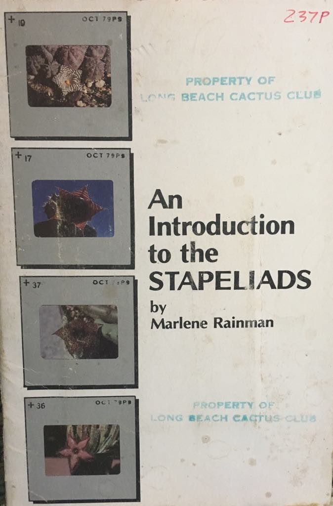 Introduction to the Stapeliads