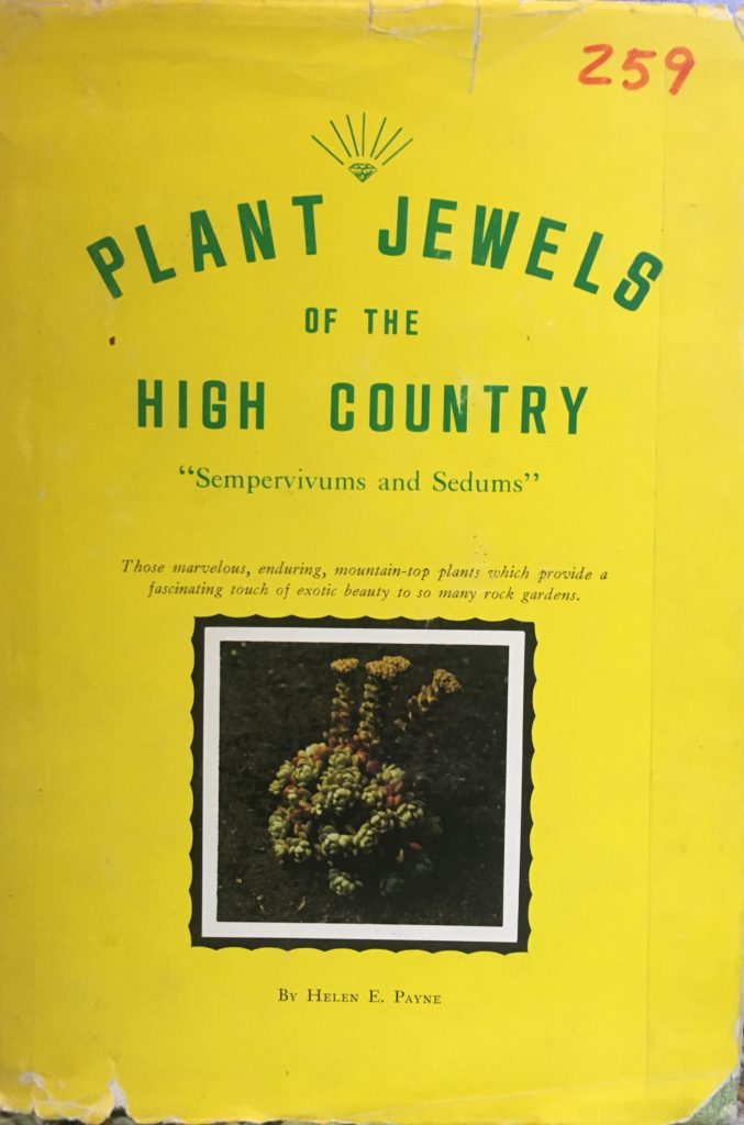 Plant Jewels of the High Country